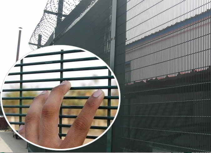 Security 358 Mesh Panels