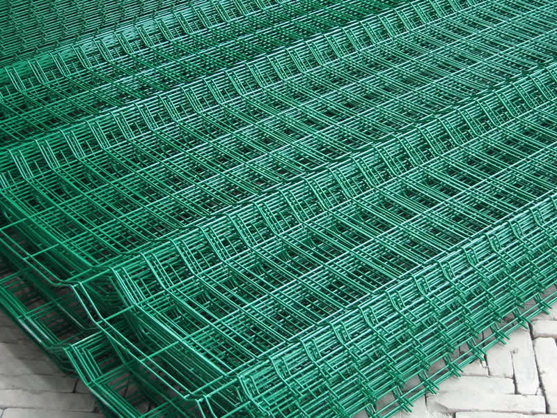 Welded Wire Panels, Fence Panels and 3D Wall Panels
