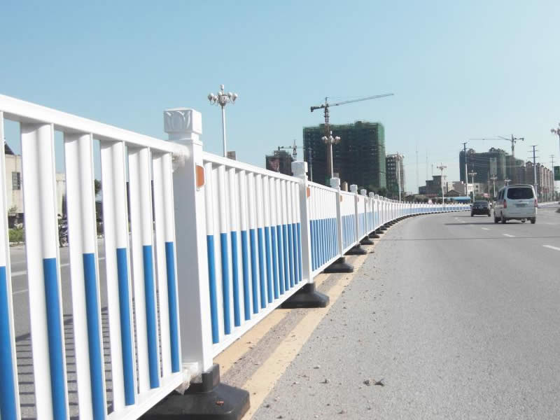 City Road Security Fence