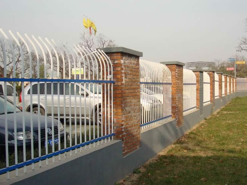 Fence For Car Parking Area
