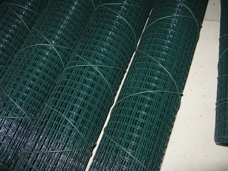 Vinyl And Pvc Coated Welded Wire Mesh Galvanized For Fencing